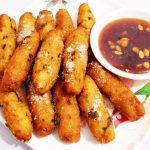 Potato Poha Snacks Recipe