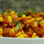 Sweet Corn Potato Recipe