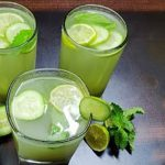 Cucumber Mint Juice
