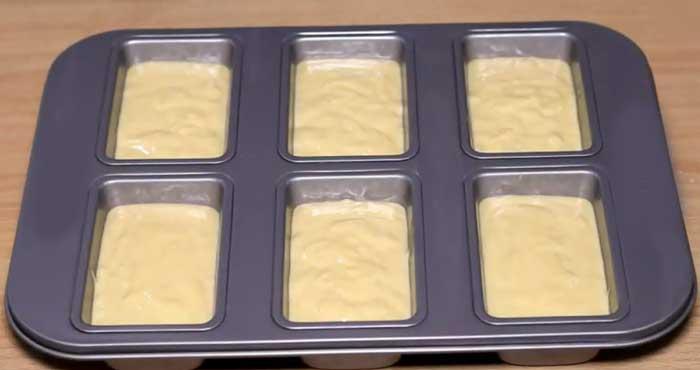 Mini Tea Cake Recipe in hindi