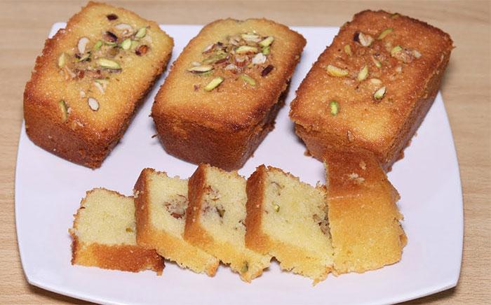 बेकरी से ज्यादा स्वादिष्ट व सॉफ्ट मिनी केक बनाएं घर पर इस आसान विधि से Mini Tea Cake Recipe