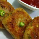 Potato bread snack recipe