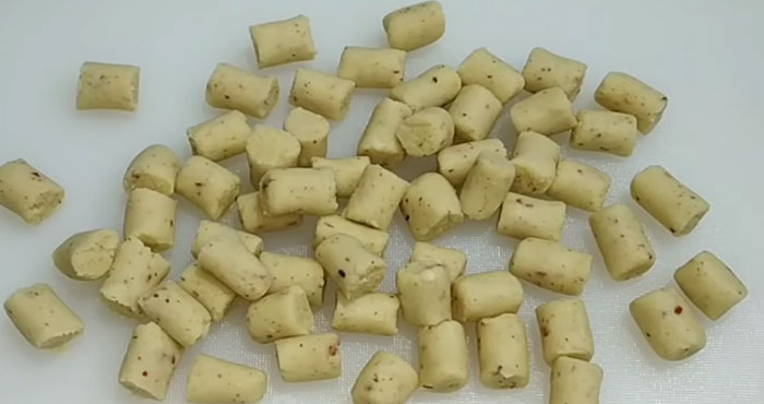 Garlic Potato Rice Snacks Recipe