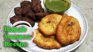Kabab Samosa Recipe