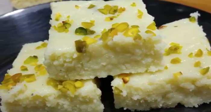 राखी पर बनाएं बिना दूध,घी मावा ऐसी जबरदस्त मिठाई जिसका स्वाद कभी भूल ना पाएं instant paneer mithai
