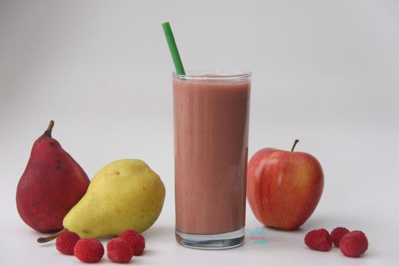 Cherry Apple Pear Juice