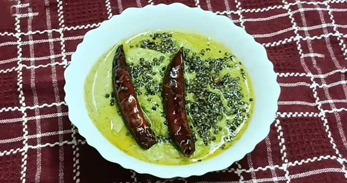एक ऐसी चटनी जो सभी स्नैक्स का स्वाद बढ़ा देगी Kadi Patta Chutney