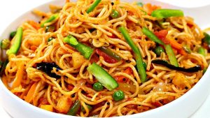 Desi Chowmein Recipe