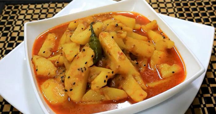 मज़ेदार कलौंजी वाले आलू टेस्टी इतने कि एक रोटी की जगह दो रोटी खा लो Kalonji Aloo Recipe