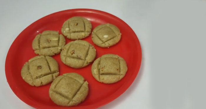 suji coconut biscuits recipe