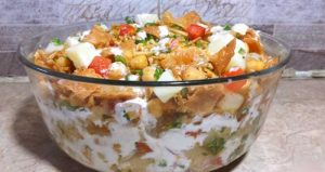 Dahi Chana Chaat Recipe