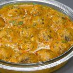 Gulab Jamun Curry