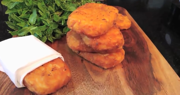 Hash browns Recipe