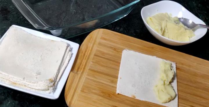 Malai Roll Recipe