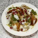 instant bhalla papdi chaat