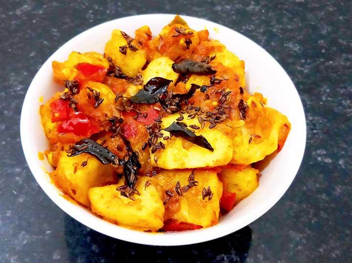 Spicy Aalu Recipe