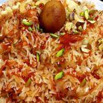 gajar zarda recipe
