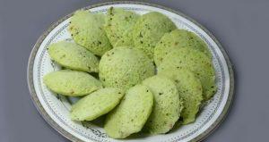 Green Peas Idli