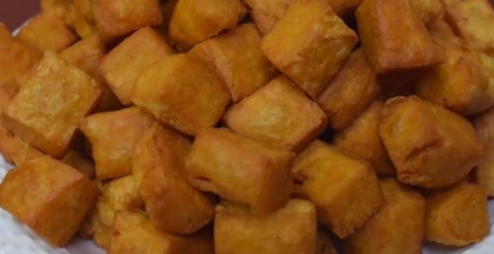 Kadhi Cubes Recipe