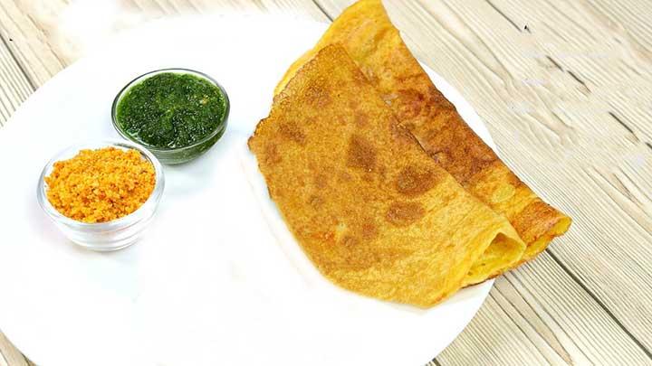 कम समय में बनाएं सूजी बेसन का ये टेस्टी नाश्ता Suji Besan Dosa Recipe