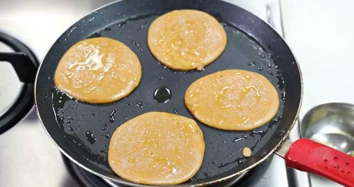 Biscuit PancakeRecipe in Hindi