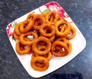 rice ring recipe in hindi