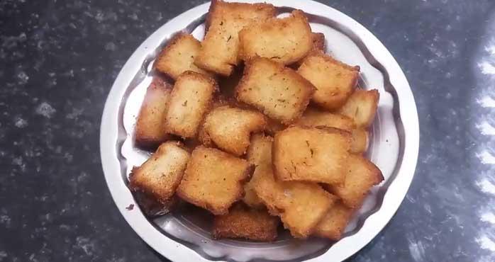 Bread Custurd Recipe