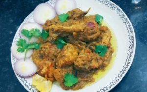 chicken afghani