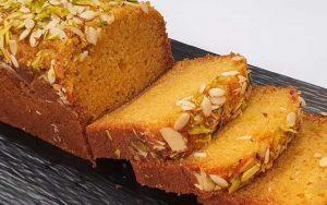 Atta Gur Ka Cake