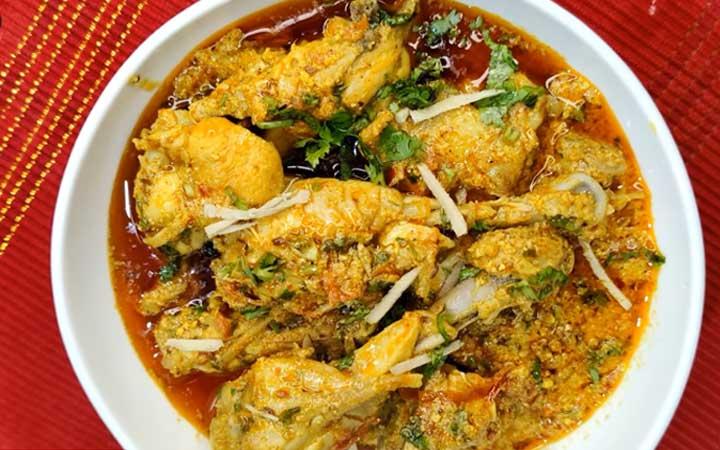 Dahi Chicken Recipe