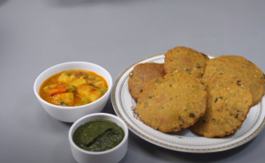 Bajra Puri Recipe