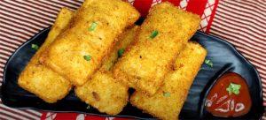 Bread Patties