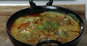 Kadhi Pakoda Recipe