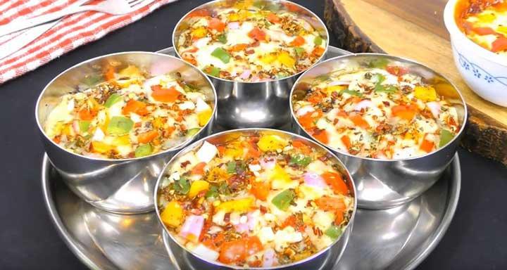 Katori Pizza