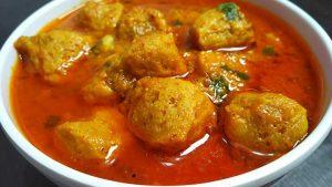 Soyabean Curry