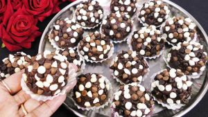 chocolate biscuit ladoo