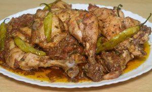 highway chicken kadhai