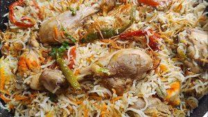 muradabadi biryani recipe
