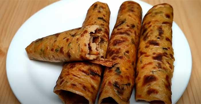 aloo breakfast paratha