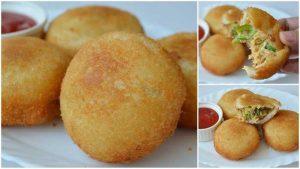 chicken bread balls