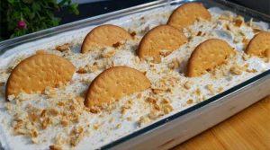 marie biscuits dessert