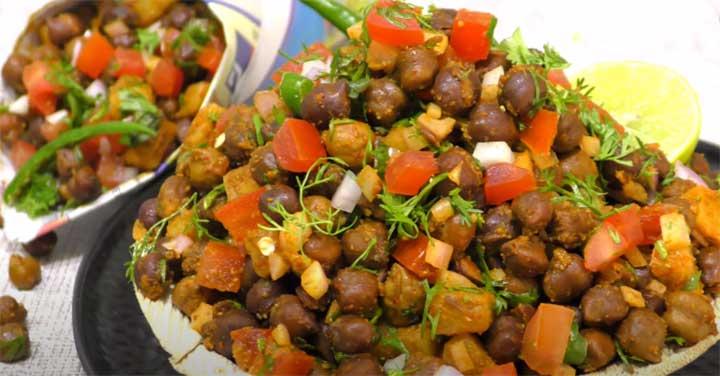 mumbai chana chaat recipe