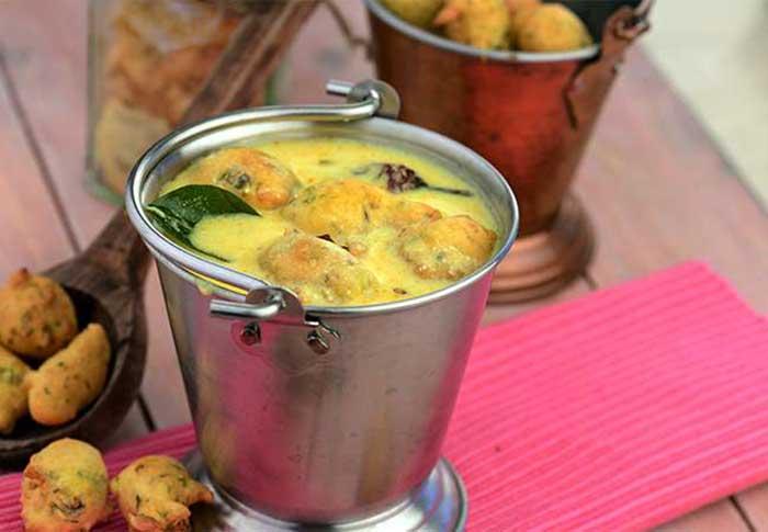 rajasthani kadhi recipe