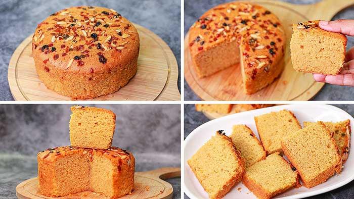 besan cake