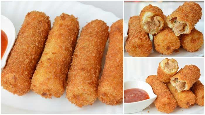 bread fingers