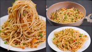 butter garlic noodles