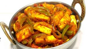 paneer shimla mirch recipe