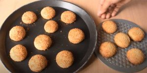 atta coconut cookies recipe