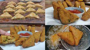 chicken triangle