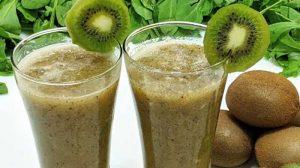 easy and testy kiwi juice